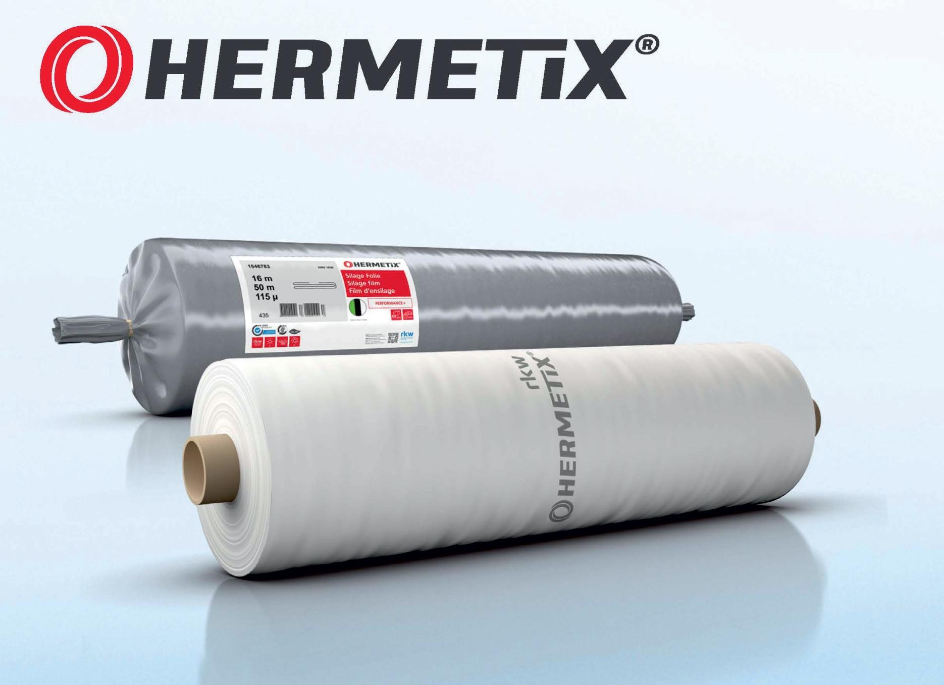 Hermetix groen/zw/wit 50 x   8