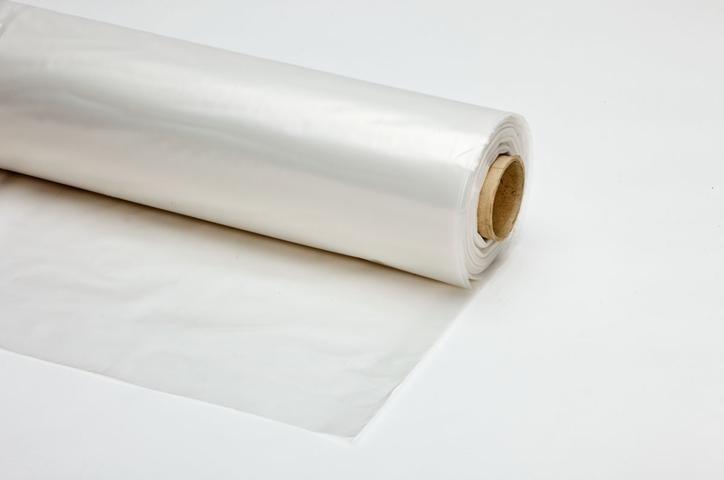 Wandfolie blank  50 x 2.00 mtr 80 mµ