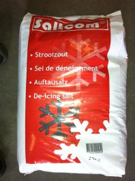 Strooizout (zak= 25 kilo)