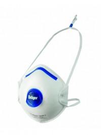 Stofmasker Drager 1310 met ventiel (doos= 10 stuks)