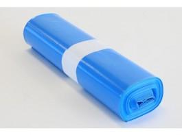 Zakken Blauw 80 x 110 T 70 µ (doos= 10 x 20 stuks)