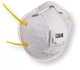 Stofmasker 3M 8312 P1 (doos= 10 stuks)