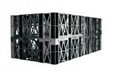 Azura Infiltratie unit 200 ltr ongekeurd zwart(kaal)