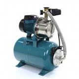 Pomp LEO Hydrofoor RVS 4XCm 120 - 24 ltr