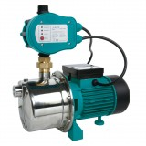 Pomp LEO RVS 4XCm 120 met pompcontrol