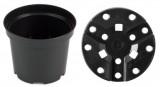 Pot IPP SBX 12,0 ltr zwart (pallet= 720 stuks)