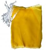 Netzakken MF m.k. 0.5 kg 14x26 cm geel (bundel= 100 stuks)