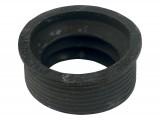 Lippenring 40-30 mm (rubberovergst pvc/metaal)