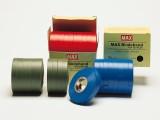 Max Bindtape A-plus 0.10 mm x 40 mtr groen (doos=10 rol)