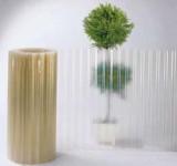 Vlakkeplaat Polyester v/d rol 1,50 mtr breed 450 gr. 1,0 mm