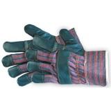 Handschoenen Vinyl groen