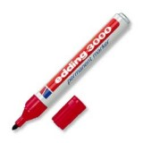 Stift Edding 3000 rood