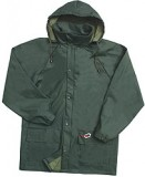 Regenjack Texofit Selsey groen Mt: XL