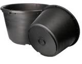Specie kuip 90 liter zwart